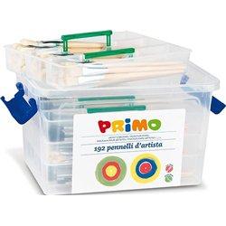 Schoolbox de 192 pinceaux