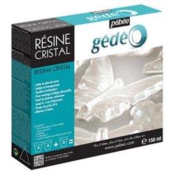 Kit de résine cristal 150 ml