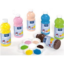 Assortiment 6 flacons 500 ml Glossy Lefranc & Bourgeois