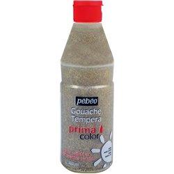 Flacon 500 ml vernis à paillettes PEBEO.