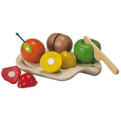 Assortiment de fruits à couper
