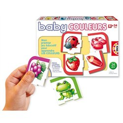 Baby couleurs