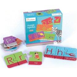 Puzzle 'j'apprends mon alphabet'