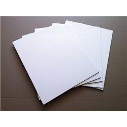 Lot de 5 tableaux blancs ferreux pelliculés iotobo