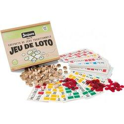 Coffret de jeu de loto