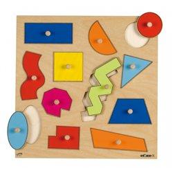 Encastrement : formes et couleurs