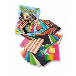 Assortiment complet de papiers spéciaux 25 x 35 cm