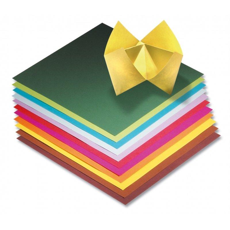 Kit pliage origami 15 x 15 cm