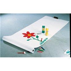 Rouleau papier spécial fresque 50 m x 1 m 120g