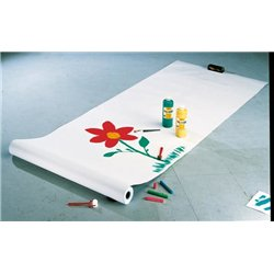 Rouleau 100 m x 0,50 m papier affiche