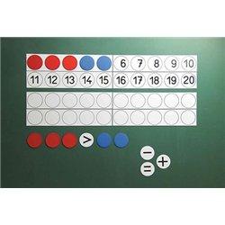 Tableau de calcul pour le maître