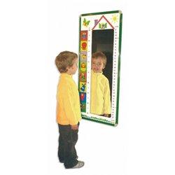 Toise miroir 45 x 100 cm