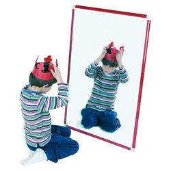 Miroir incassable 100 x 65 cm