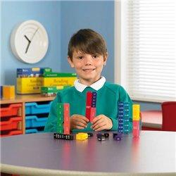Kit d équivalence des cubes fraction tower