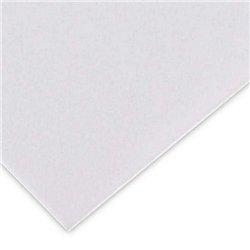 Feuille bristol 50 x 65, 224g blanc uni (Paquet de 10)
