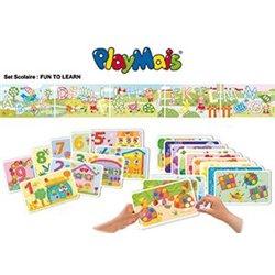 Atelier pédagogique d'activités Playmais