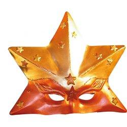 Lot 9 masques couronnes , fou du roi, étoiles