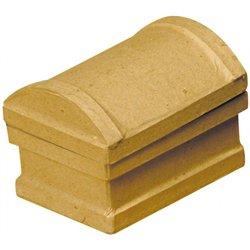 Boîte corsaire 105 x 75 x 75 mm.