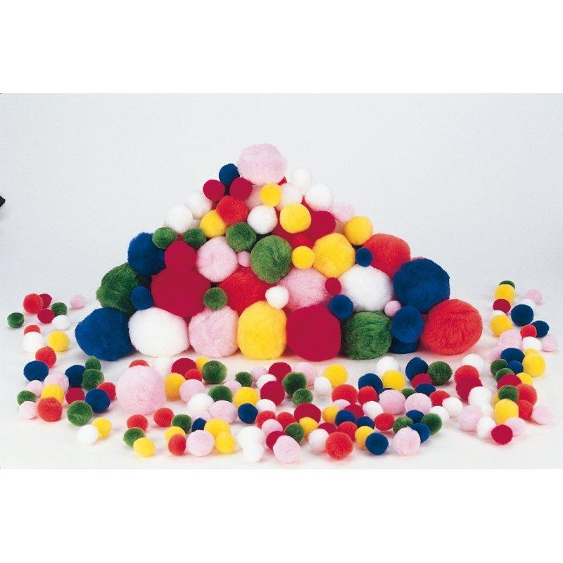 Sachet 300 pompons