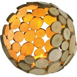 Sachet 320 rondelles de bois