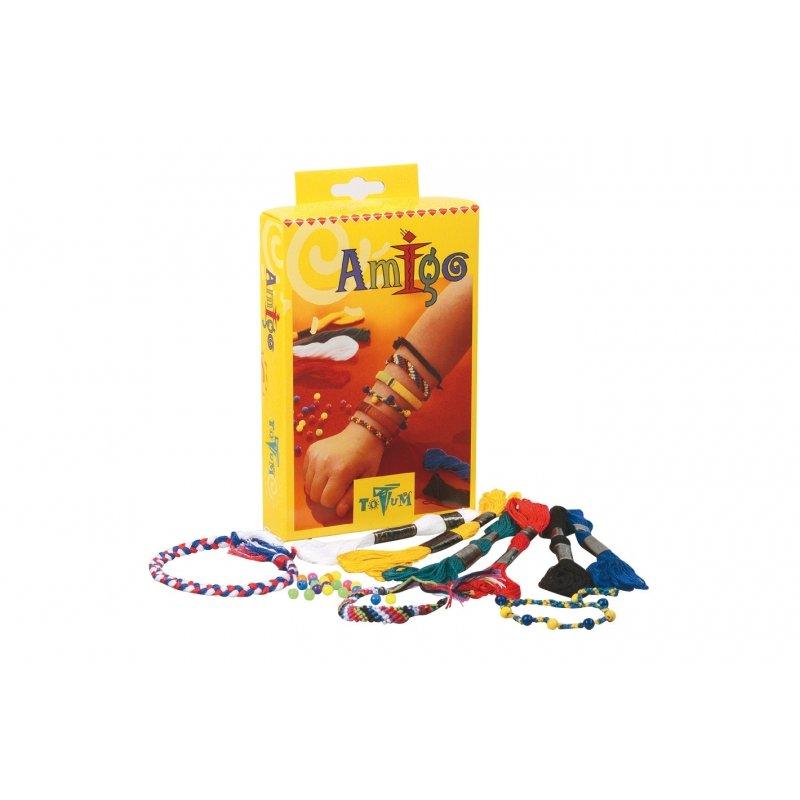 Atelier bracelets brésiliens