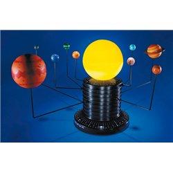 Le système solaire motorisé
