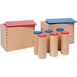 Montessori Boîte des sons