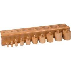 Montessori Bloc des cylindres N1