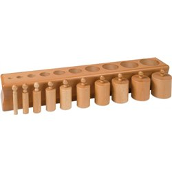 Montessori Bloc des cylindres N2