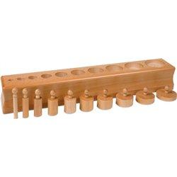 Montessori Bloc des cylindres N3
