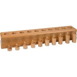 Montessori Bloc des cylindres N4