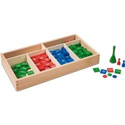 Montessori Le jeu des timbres