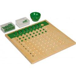 Montessori Tableau de division