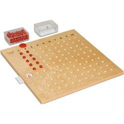 Montessori Tableau de multiplication