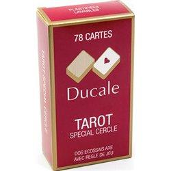 Jeu de tarot 78 cartes ducale