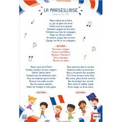 Poster la Marseillaise des petits