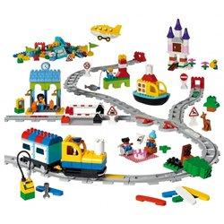 Lego l'express du codage