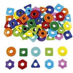 Perles des petits - 10 couleurs