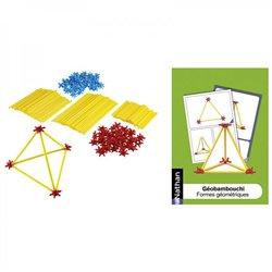 Géobambouchi + Fichier Géobambouchi - Formes géométriques - Offre spéciale