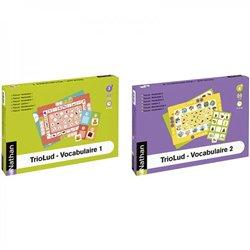 TrioLud - Vocabulaire (1 & 2) - Offre spéciale