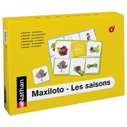 Maxiloto - Les saisons