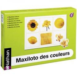 Maxiloto des couleurs