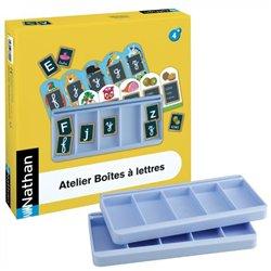 Atelier Boîtes à lettres pour 4 enfants