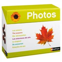 Imagier photos - Les saisons