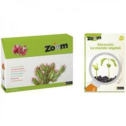 Imagier Zoom - Découvrir le monde végétal et Guide pédagogique PS - Offre spéciale