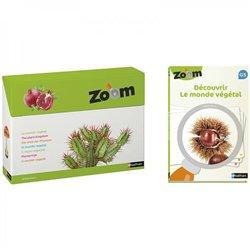 Imagier Zoom - Découvrir le monde végétal et Guide pédagogique GS - Offre spéciale