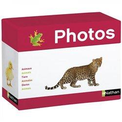 Imagier photos - Les animaux