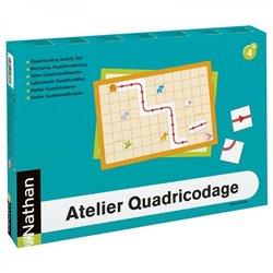 Atelier Quadricodage pour 2 enfants