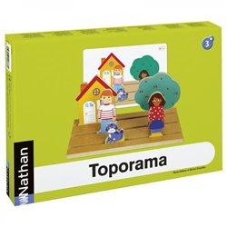 Toporama pour 6 enfants