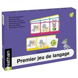 Premier jeu de langage